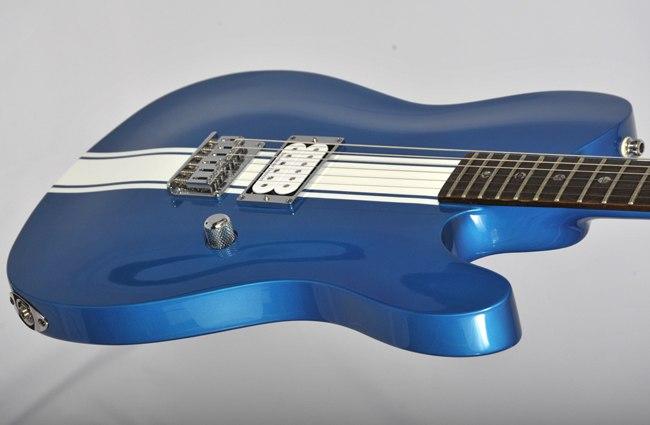 Fender Esquire Custom Gt Guitar W Gibson Dirty Fingers Pickup Rare 428180982